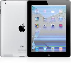 Sostituzione LCD rotto iPad 2