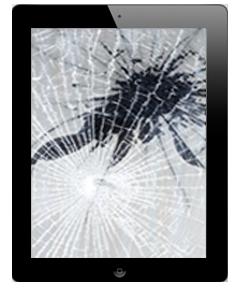 Sostituzione vetro e LCD rotti