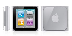 iPod Nano 6 sostituzione schermo, vetro rotto